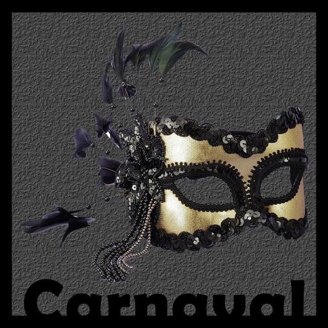 Mascarilha Carnaval