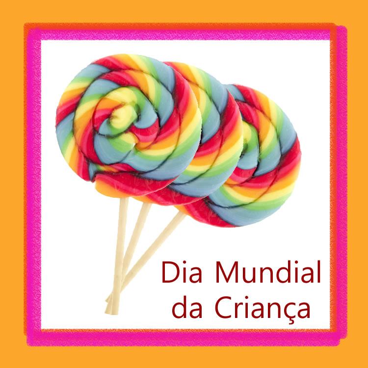 Chupa-Chupas Coloridos