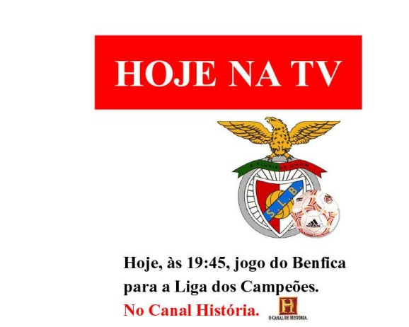 Benfica na TV
