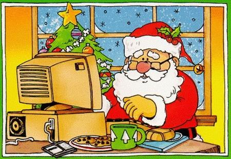 Email de Natal