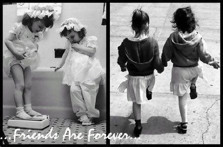 Amizade para sempre