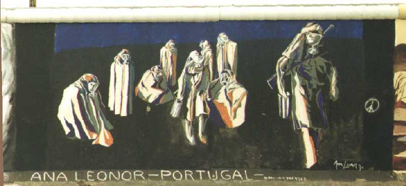 Berlin Wall - Portugal