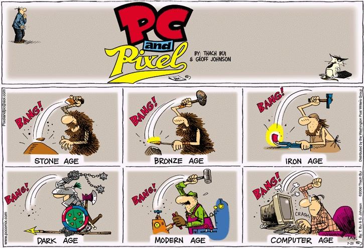 A Idade do PC