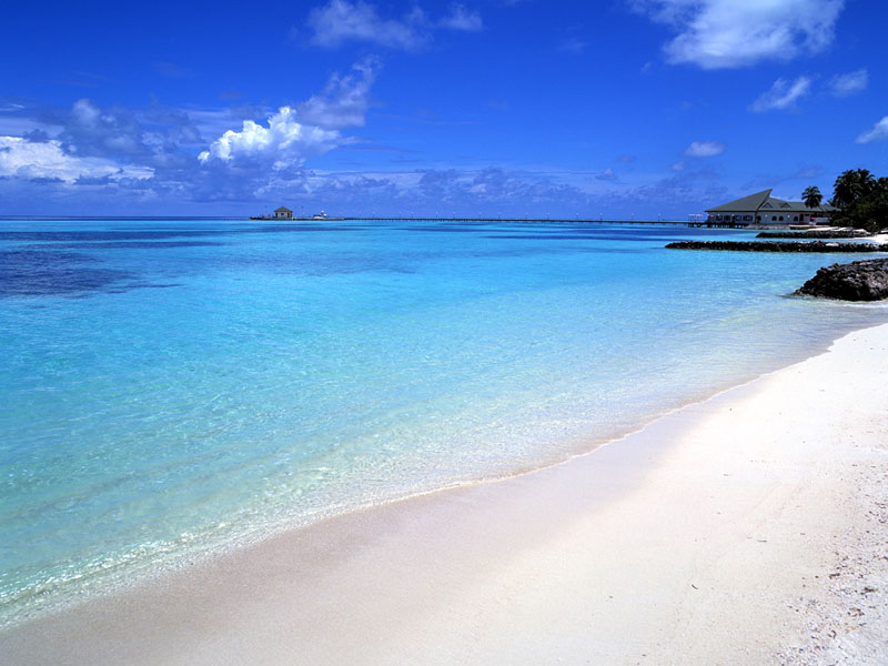 Praias areia branca