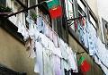 Uma casa portuguesa... - Postal de Futebol