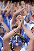 Grécia - Postal de Futebol