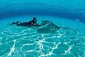Vamos mergulhar? - Postal de Convites