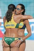 Brasil - Postal de Desporto