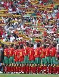 Portugal - Postal de Futebol
