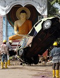 DEZEMBRO 2004 / Tsunami - Postal de Sociedade