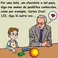 Carlos Cruz - Postal de Divertimento