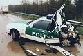 Polizei Kaputt - Postal de Motores