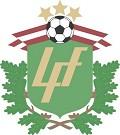 Letónia - Postal de Futebol