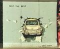 Berlin Wall - Trabant - Postal de Arte