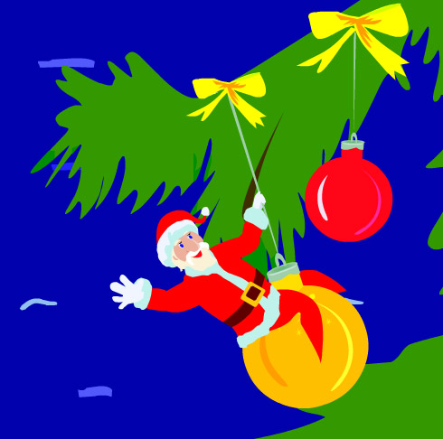 Ooh OooH OoH  - Postal de Natal