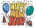 Countdown - Postal de Ano Novo