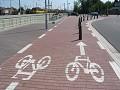 Bicicleta - Postal de Divertimento