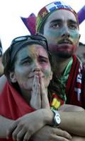 Love Portugal - Postal de Futebol
