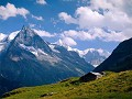Alpes - Postal de Paisagens