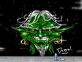 Graffiti 5 - Postal de Arte