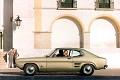 Ford Capri - Postal de Motores