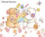 Forever Friends - Postal de Amizade