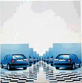 VW Golf II - Postal de Motores