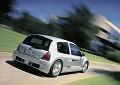 Renault Clio - Postal de Motores