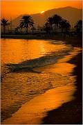 Praia - Postal de Paisagens