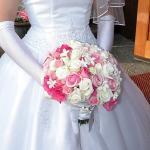 O Bouquet - Postal de Casamento