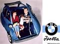 Isetta - Postal de Motores