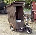 Clássico WC - Postal de Motores