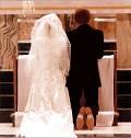 O casamento - Postal de Casamento