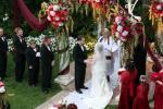 A Cerimónia - Postal de Casamento