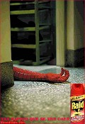 Spiderman - Postal de Publicidade