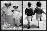 Amizade para sempre - Postal de Amizade