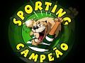 Sporting Campeão - Postal de Futebol