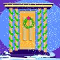 Let it snow... - Postal de Natal