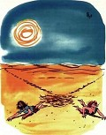 Deserto - Postal de Divertimento