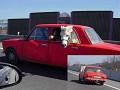 Transporte de animais - Postal de Motores