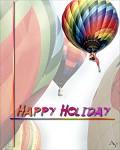Holiday - Postal de Férias