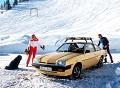 Opel Manta - Postal de Motores