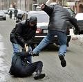 Violência - Postal de Sociedade