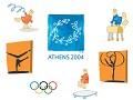 Logotipo e Mascote - Postal de Desporto