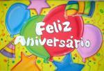 Feliz Aniversário....