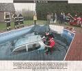 Polo na água - Postal de Motores