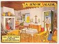 Salazar - Postal de Sociedade