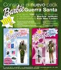 Barbie Guerra Santa - Postal de Sociedade
