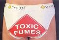 Toxic Fumes - Postal de Sociedade