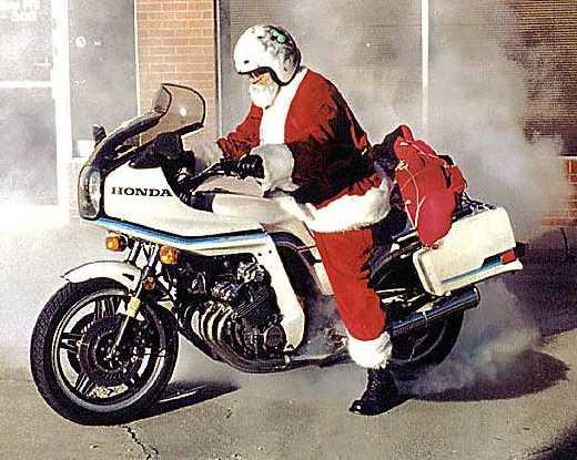Pai Natal radical